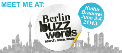 Berlin Buzzzwords 2013